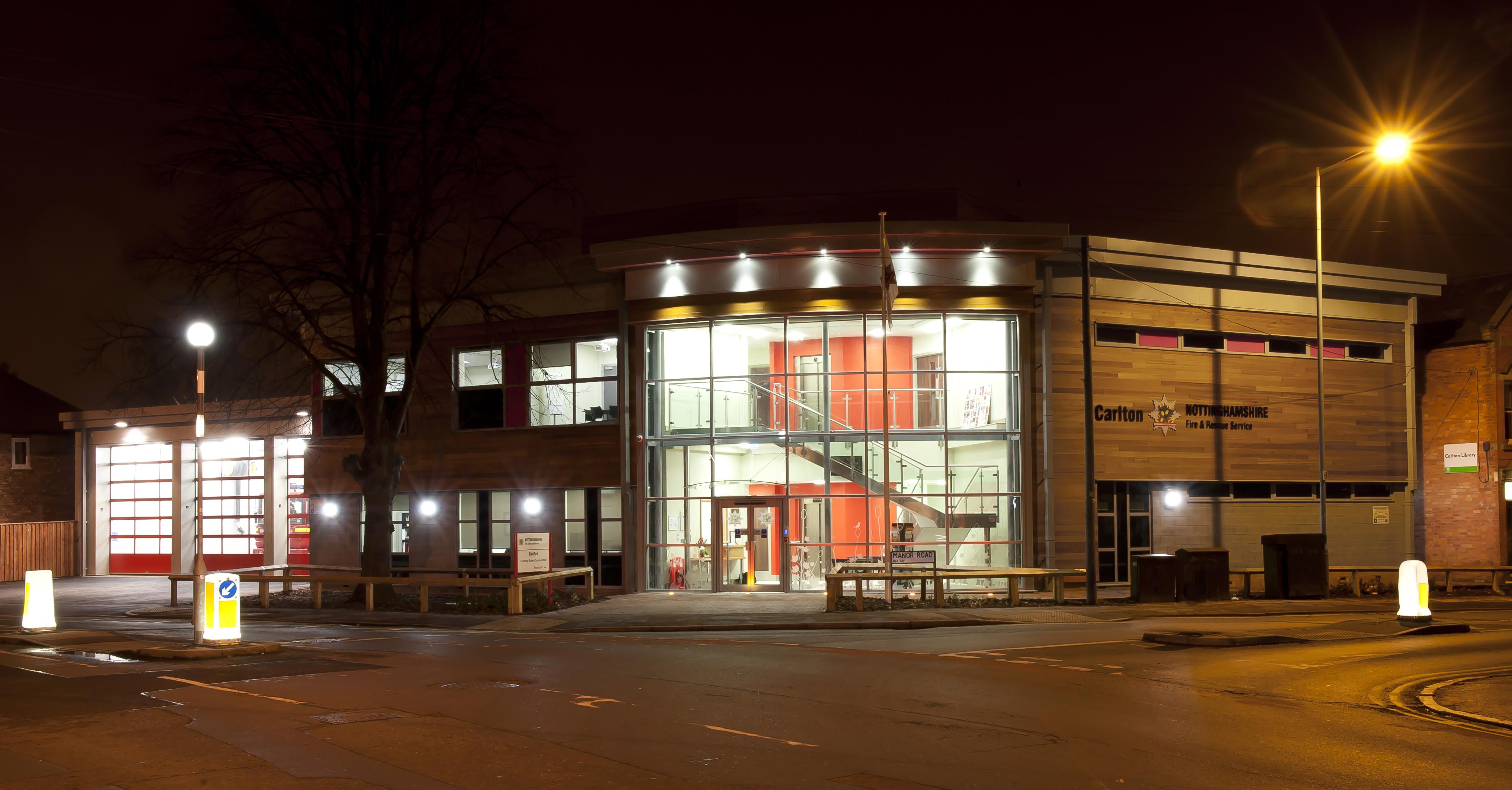 Carlton Fire Station