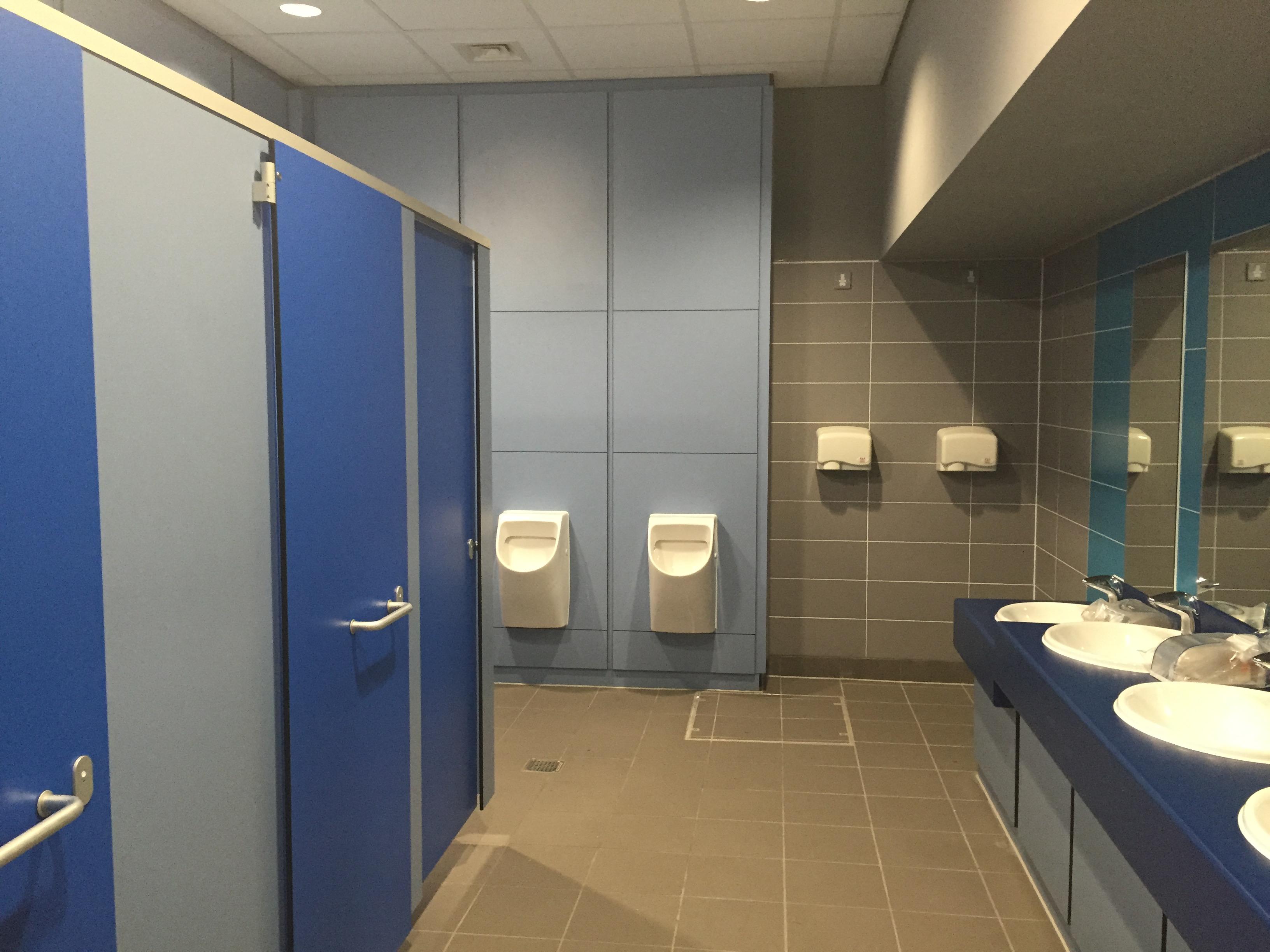 Mens Toilets