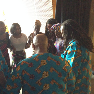 A band that prays together SLAYS together