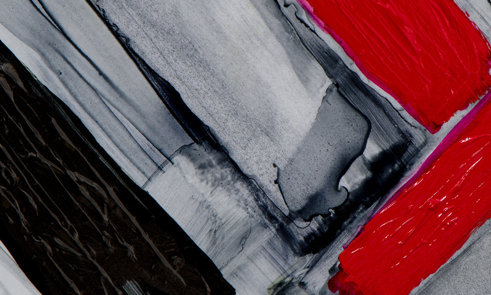 Abstract Red #1