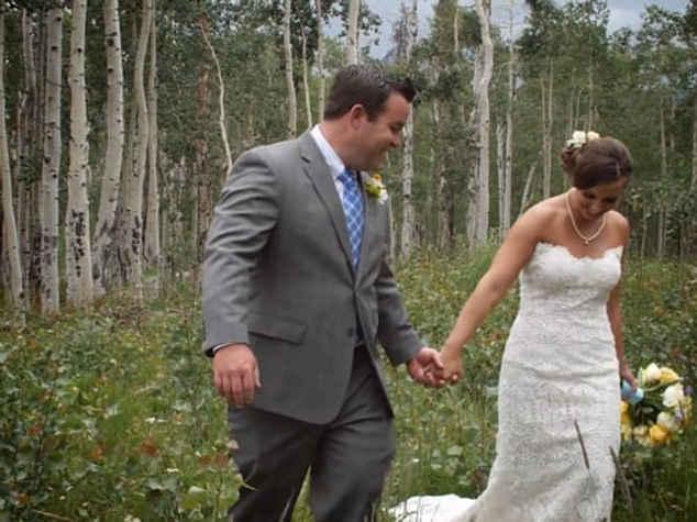 STEPHANIE AND BILL'S WEDDING FILM