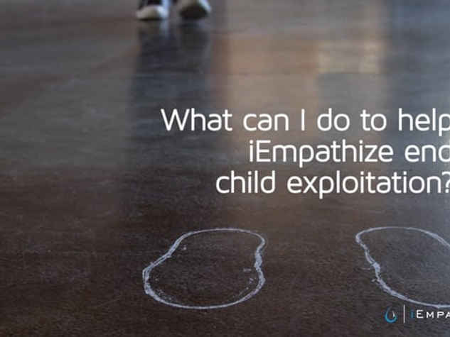 AN EMPATHY CALL TO ACTION
