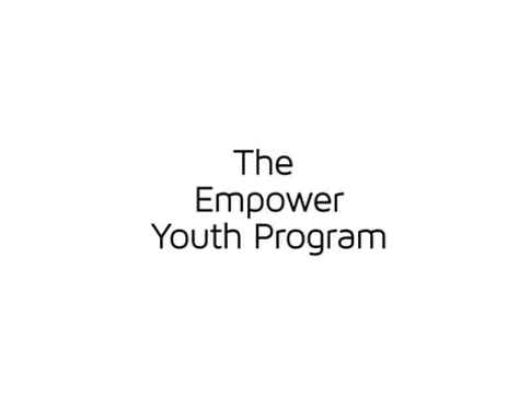 THE EMPOWER YOUTH PROGRAM
