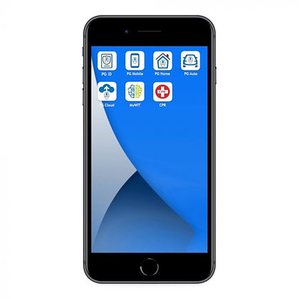 Apple iPhone 8 Plus 64GB White/Gold GSM Unlocked Grade C