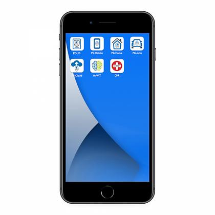 Apple iPhone 8 Plus 64GB Silver CDMA Unlocked Grade A+