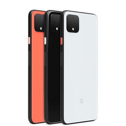 Google Pixel 4 64GB White Factory Unlocked Grade A+