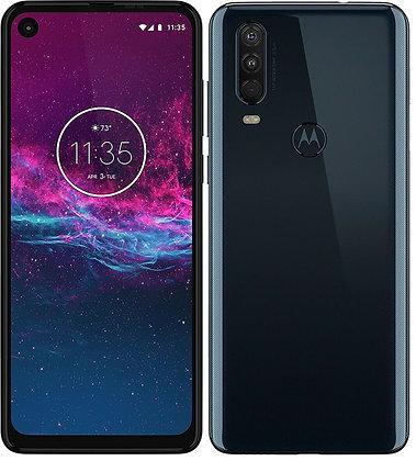 Motorola Moto One Action 128GB Denim Blue CDMA Unlocked Grade A+