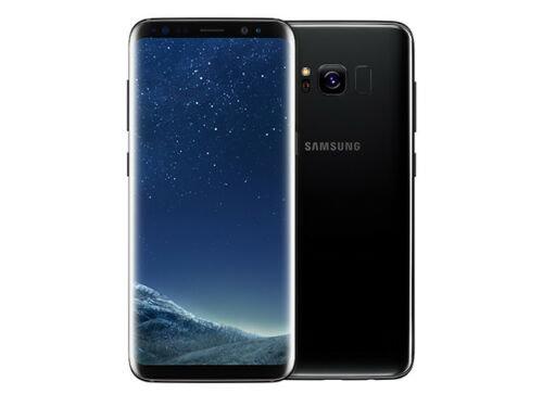 Samsung Galaxy S8 64GB Midnight Black AT&T Unlocked Grade A