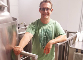A new face in the brewhouse