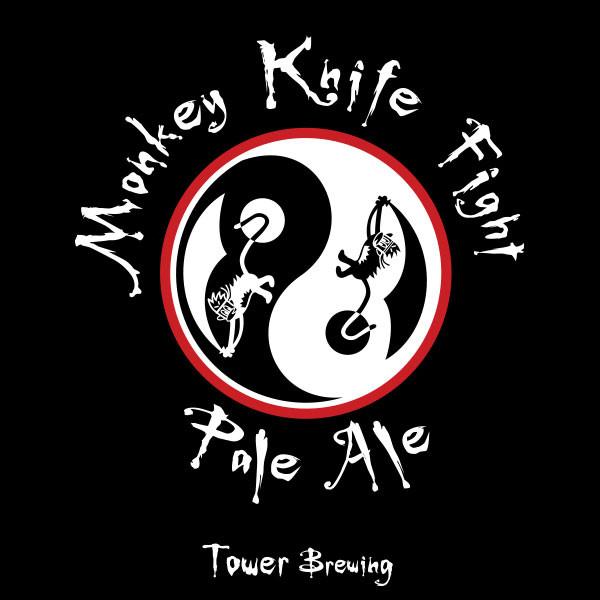 MKF logo - monkey knife fight