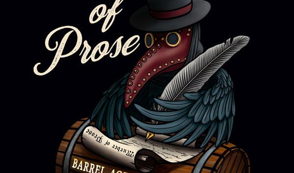 Murder of Prose - plague doctor mask crow