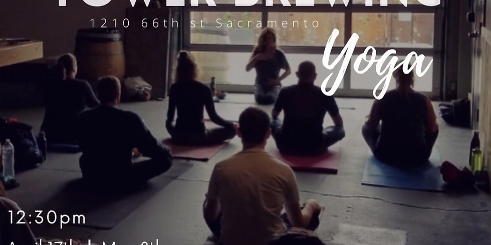 Beer & Yoga with Karissa