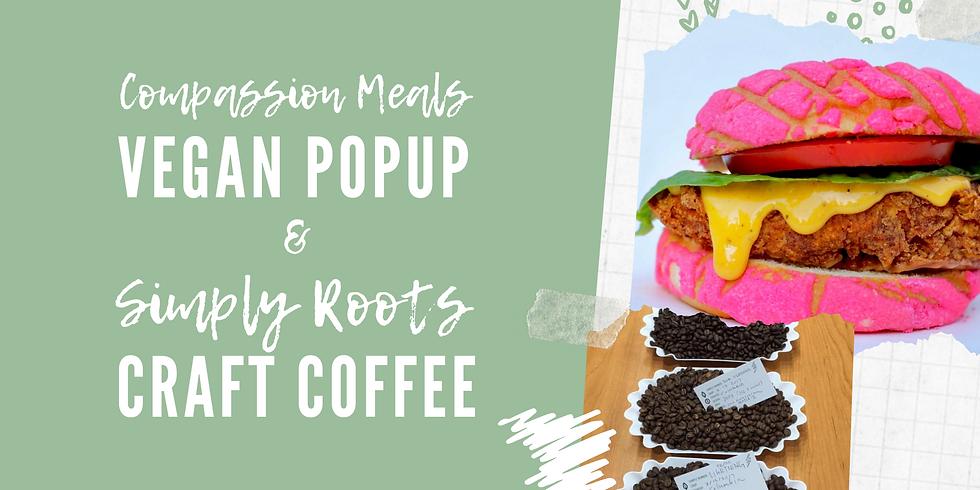 Vegan Popup & Coffee