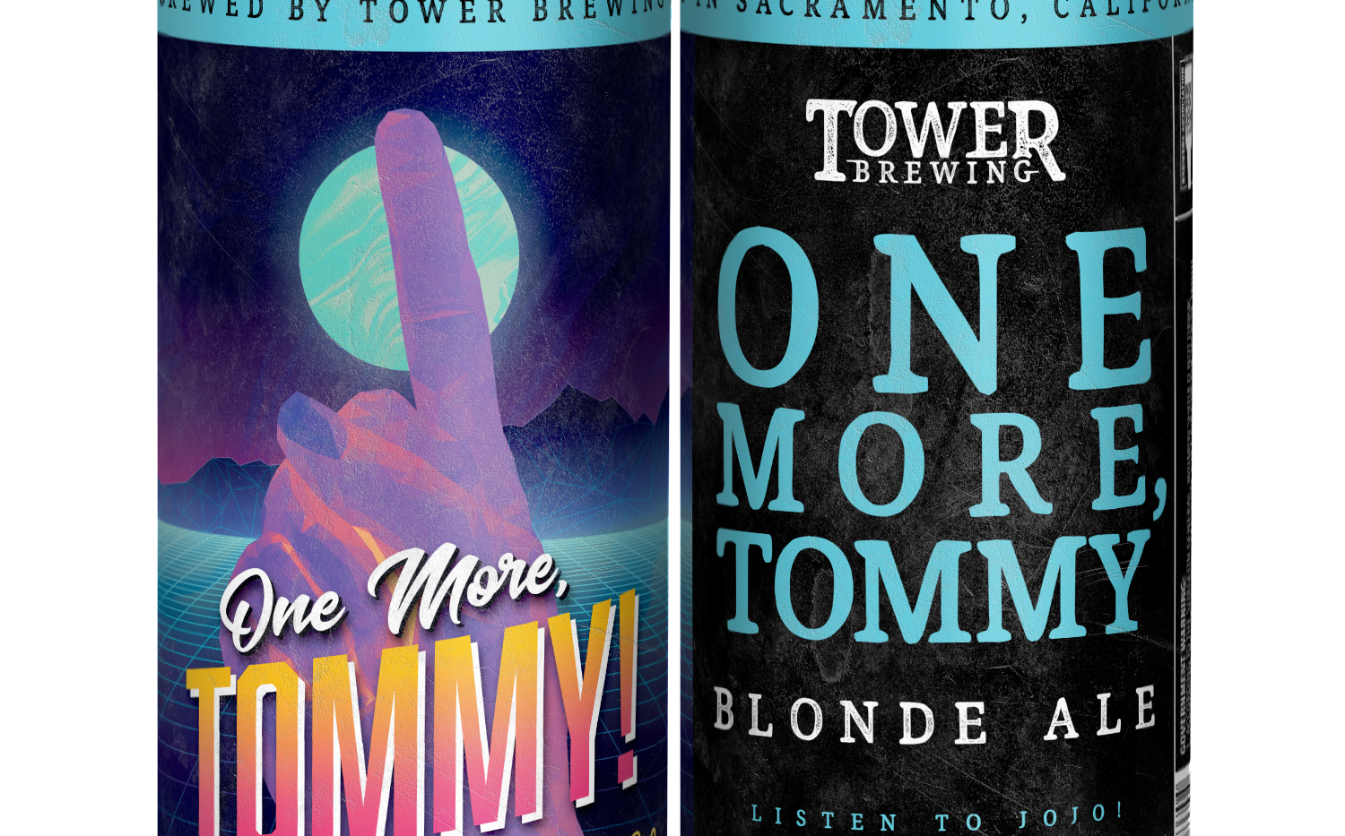 one more tommy 4 pack - tower brewing