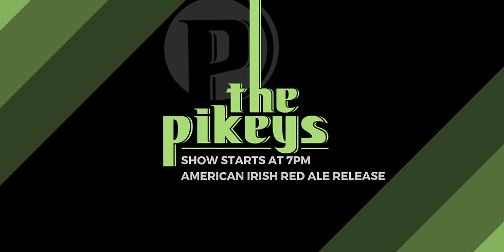 The Pikeys Irish Red Ale Release