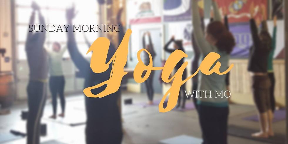 Sunday Yoga with Mo