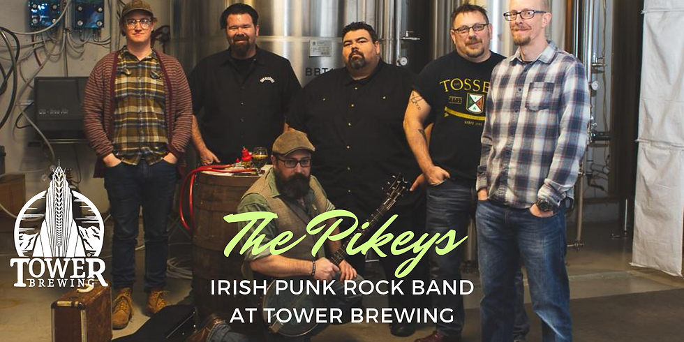 The Pikeys at Tower Brewing