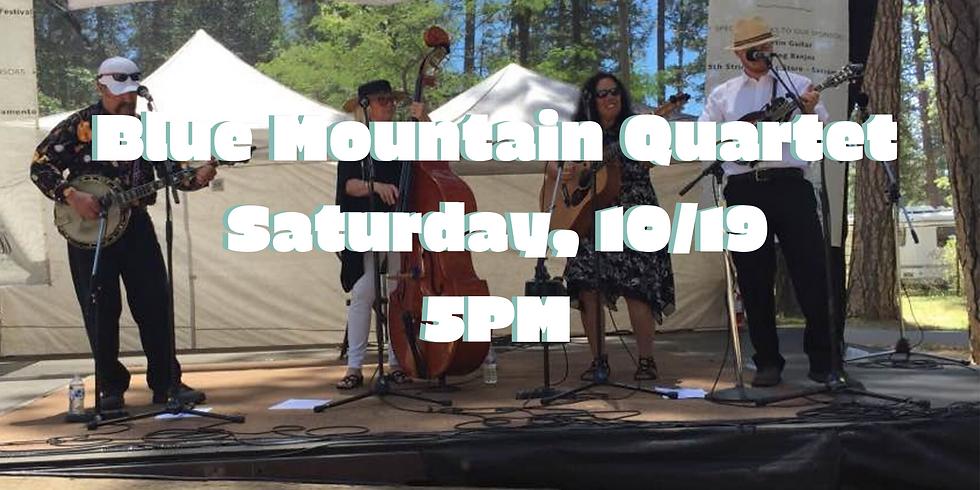 Live Music: Blue Mountain Quartet