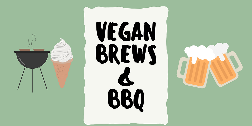 Vegan Brews & BBQ