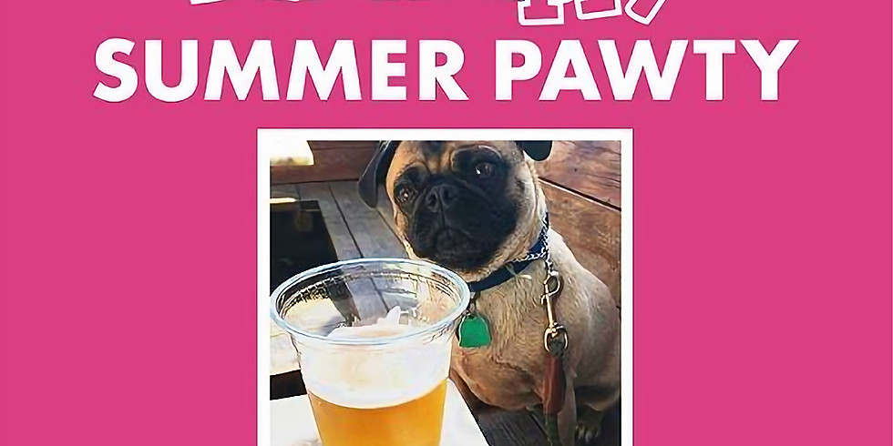 BarkHappy Sacramento: Summer Pawty