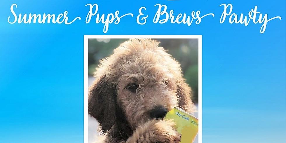 Bark Happy Sacramento: Summer Pups & Brews Pawty