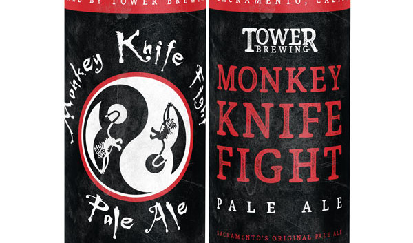 MKF 4 pack - monkey knife fight