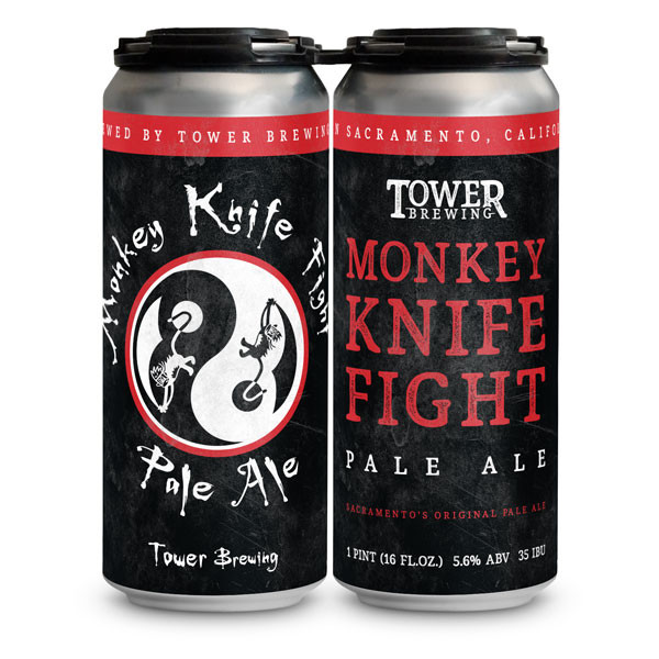 MKF 4 pack - monkey knife fight