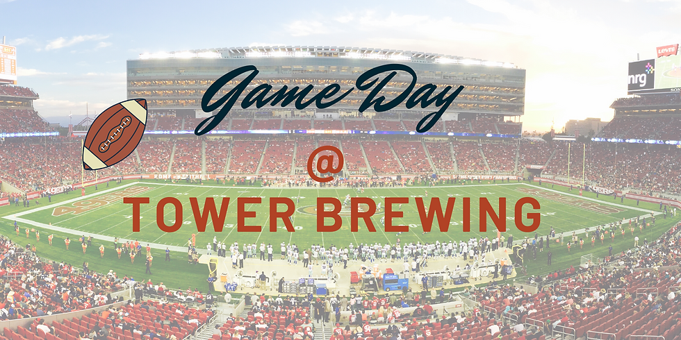 $1 off beers on Game Day!