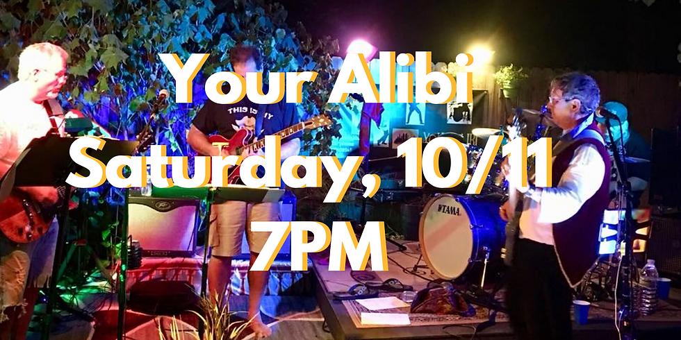 Live Music: Your Alibi