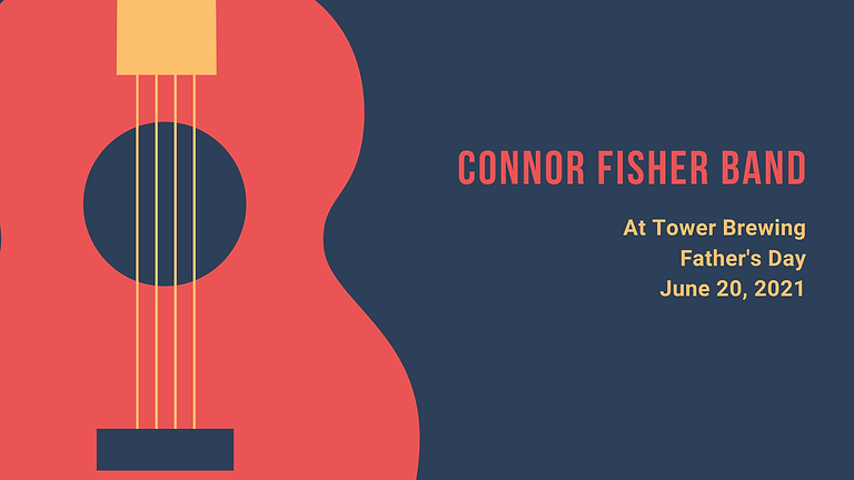 Fathers Day & Connor Fisher LIVE!