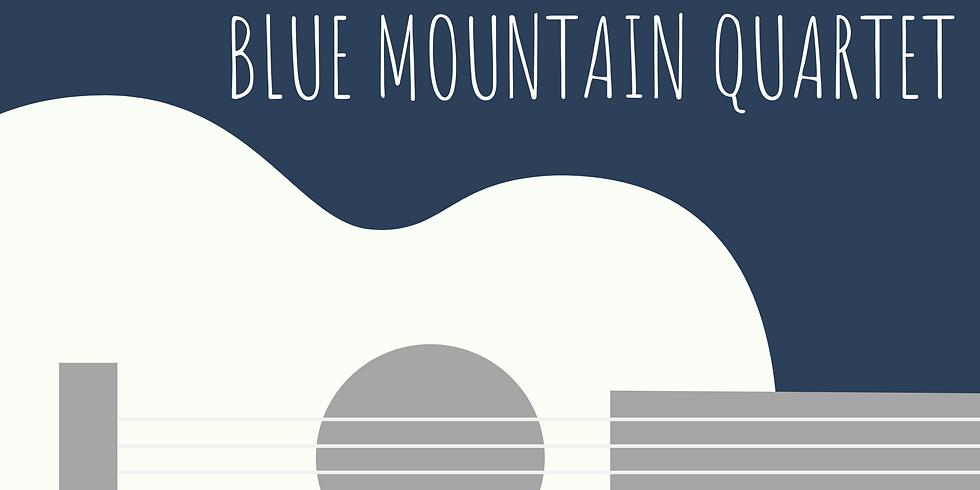 Blue Mountain Quartet Live