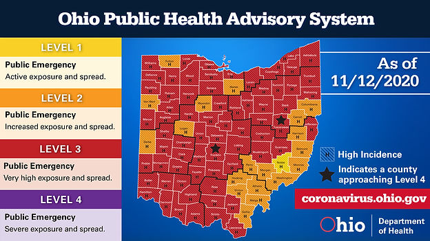 Ohio Public Advisory System Map Slide 11