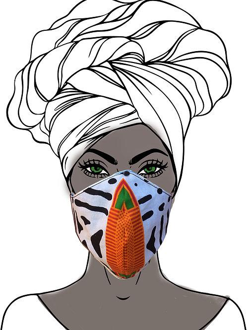 Ras Dashen Facemask