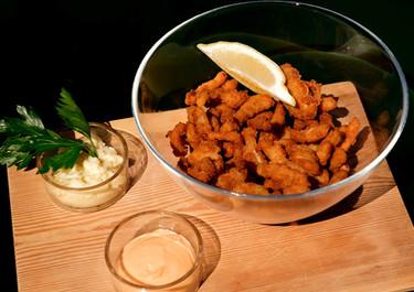 Chuttle Chnusperli - Deep fried crispy t