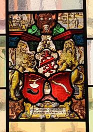 Wappenscheibe Schumacher und Gerwer-1583