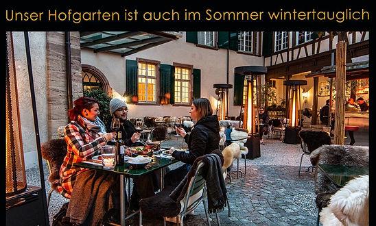 Winter im Sommer