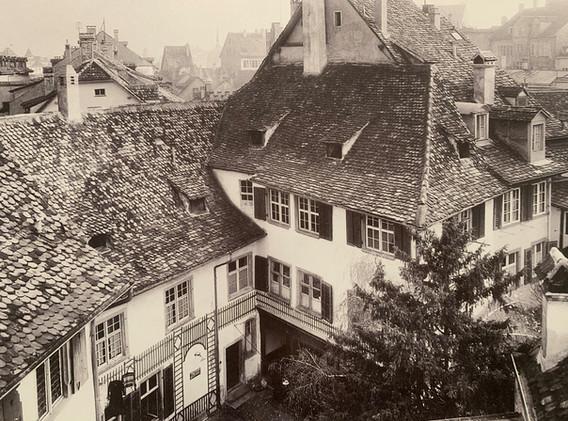 Löwenzorn Garten historisch