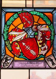 Wappenscheibe Adolph Stoeckle