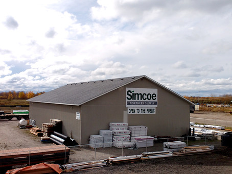 Simcoe Building Centre Opens Location In Sturgeon Falls
