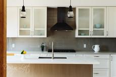 Custom kitchen designed by Design Loft at Simcoe Building Centre