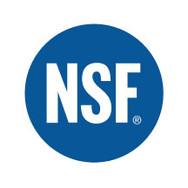 Conforms to NSF Standards