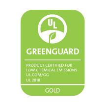 Greenguard Gold Certifiec