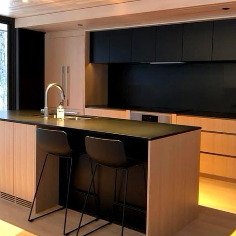 Quartz Countertop Install by Elegant Solutions