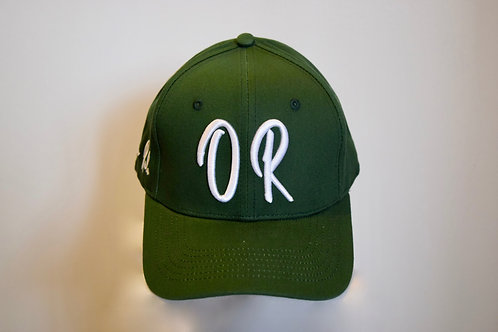 Kharki Green Trucker Cap