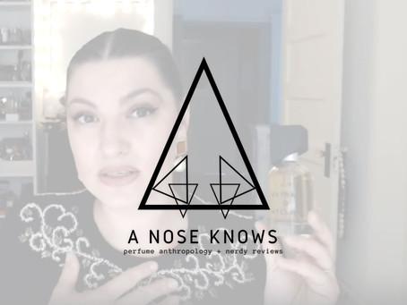 A Nose Knows talks about our Maître Chausseur
