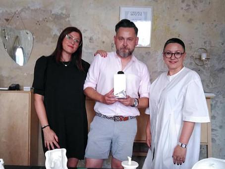Chiara Ronzani's interview with CharlieNose at Sen Nocy Letniej, Warsaw