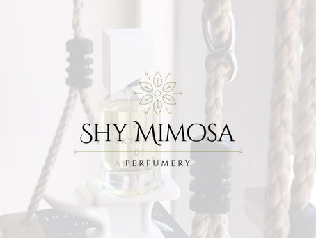 Interview for Shy Mimosa Perfumery's Blog!
