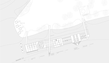 Grundriss Seebad