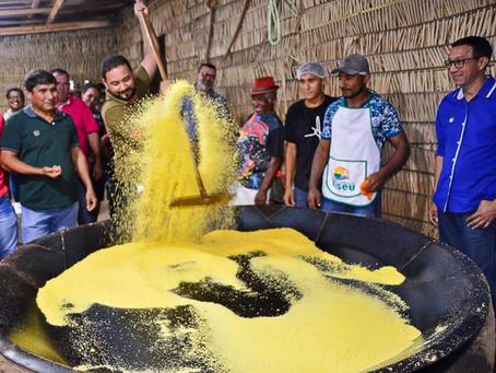 Farinha d'água é tradição paraense