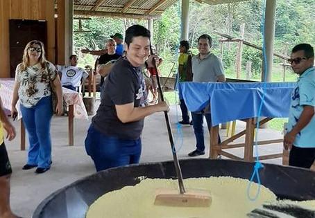 Pesquisa acadêmica consagra farinha de Bragança